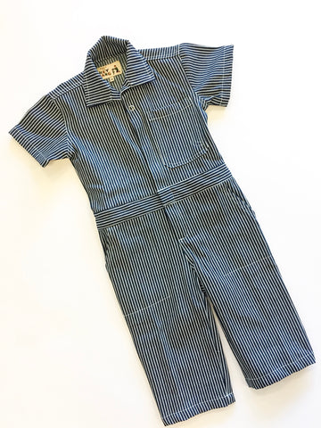 Coveralls - Railroad Stripe