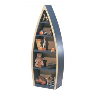 Rowboat Bookcase