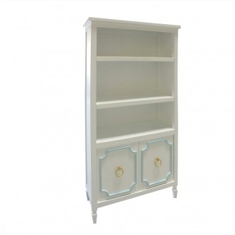 custom beverly bookcase