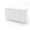 Merlin Six Drawer Dresser-Sparrow