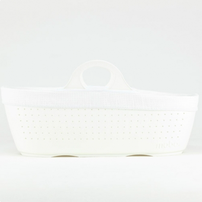 Moba Moses Basket - Snow