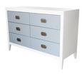 Devon Six Drawer Dresser
