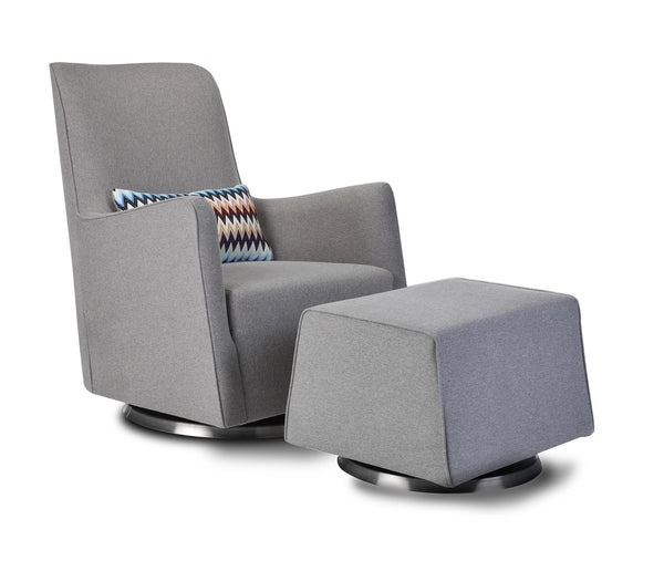 monte grazia glider - heather grey