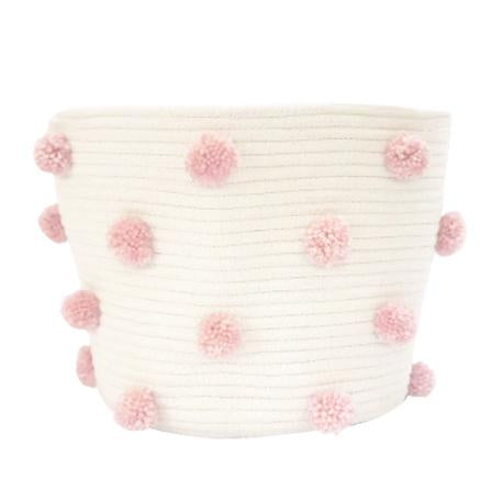 Crib Sheet - Painted Stripe Pink