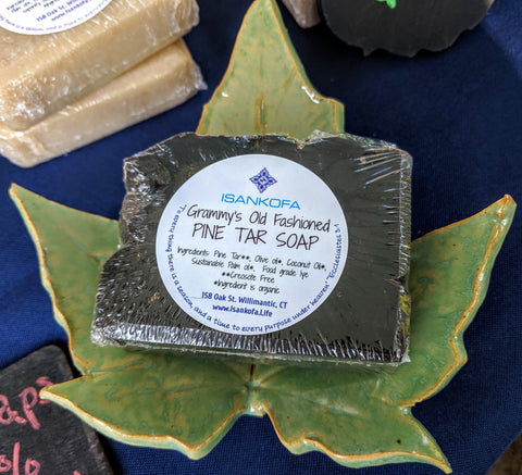 Grammy's Old Fashioned Pine Tar Soap