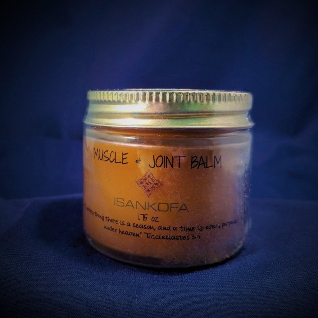 Muscle and Joint Balm