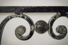 Load image into Gallery viewer, Classical 1930s Hand worked brass or bronze Console Table Stand