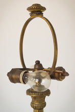 Load image into Gallery viewer, 19th-century Bronze Lamp Stand