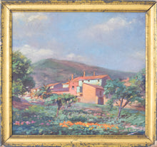 Load image into Gallery viewer, Rural Landscape in the manner of Armand Guillaumin_Frame
