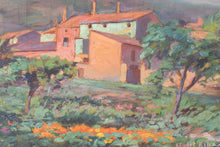 Load image into Gallery viewer, Rural Landscape in the manner of Armand Guillaumin_Detail