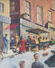 Load image into Gallery viewer, 'Market Day' - British Street Scene