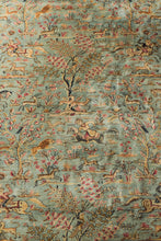 Load image into Gallery viewer, Large Handmade Persian Rug With Animals