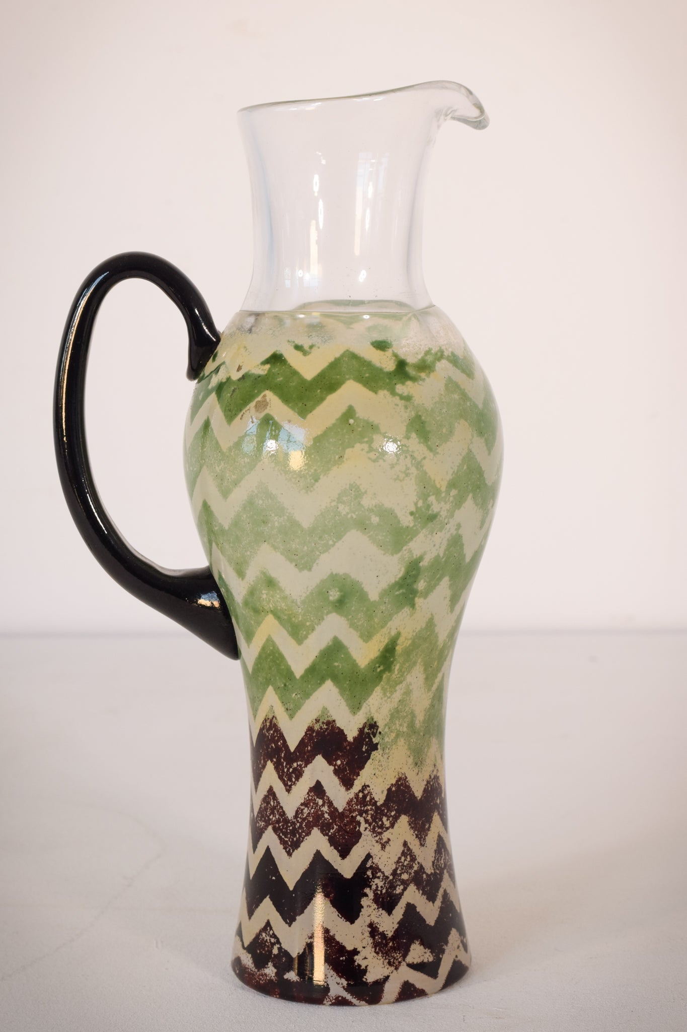 Kosta Boda Art Glass Jug