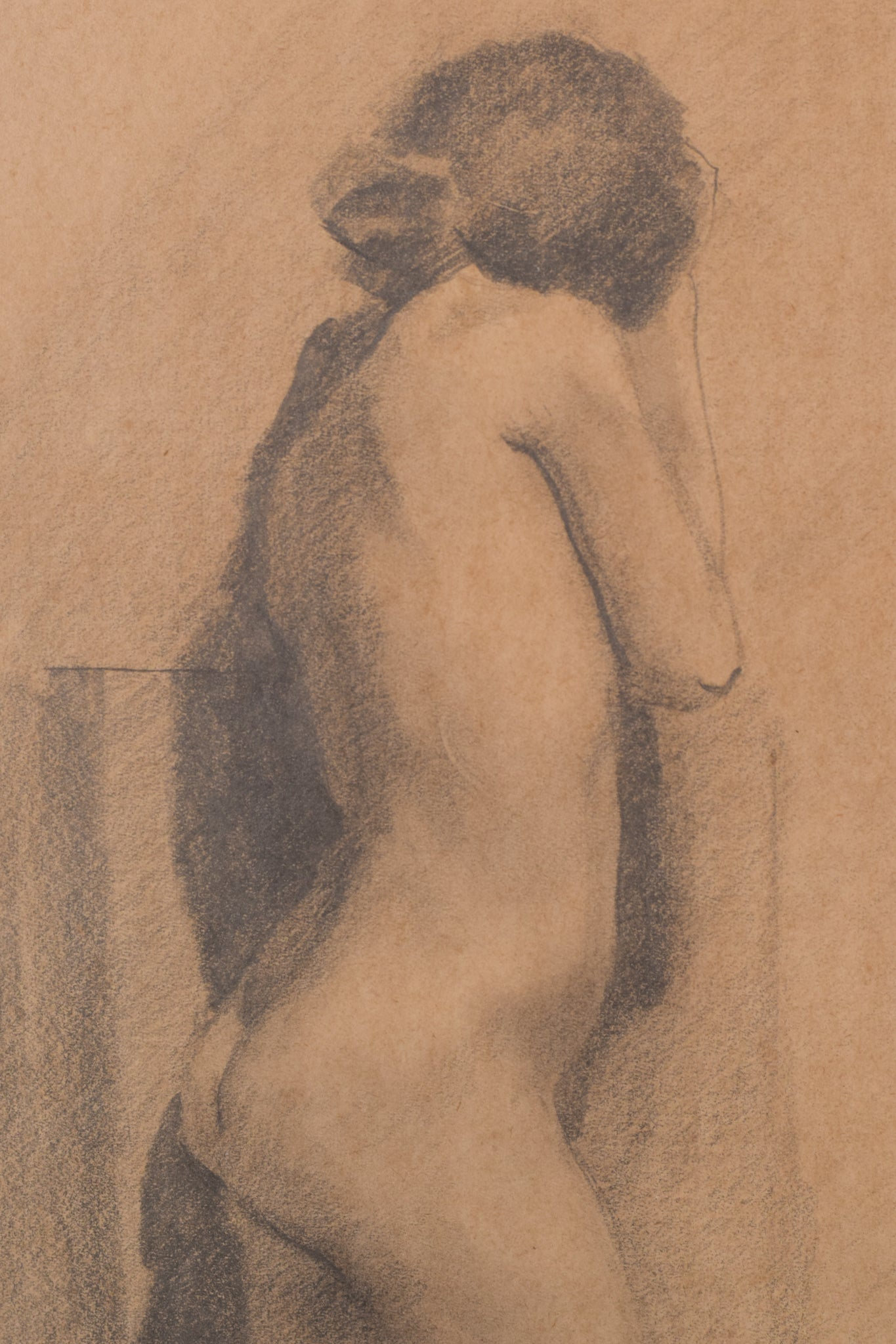 Drawing of a nude