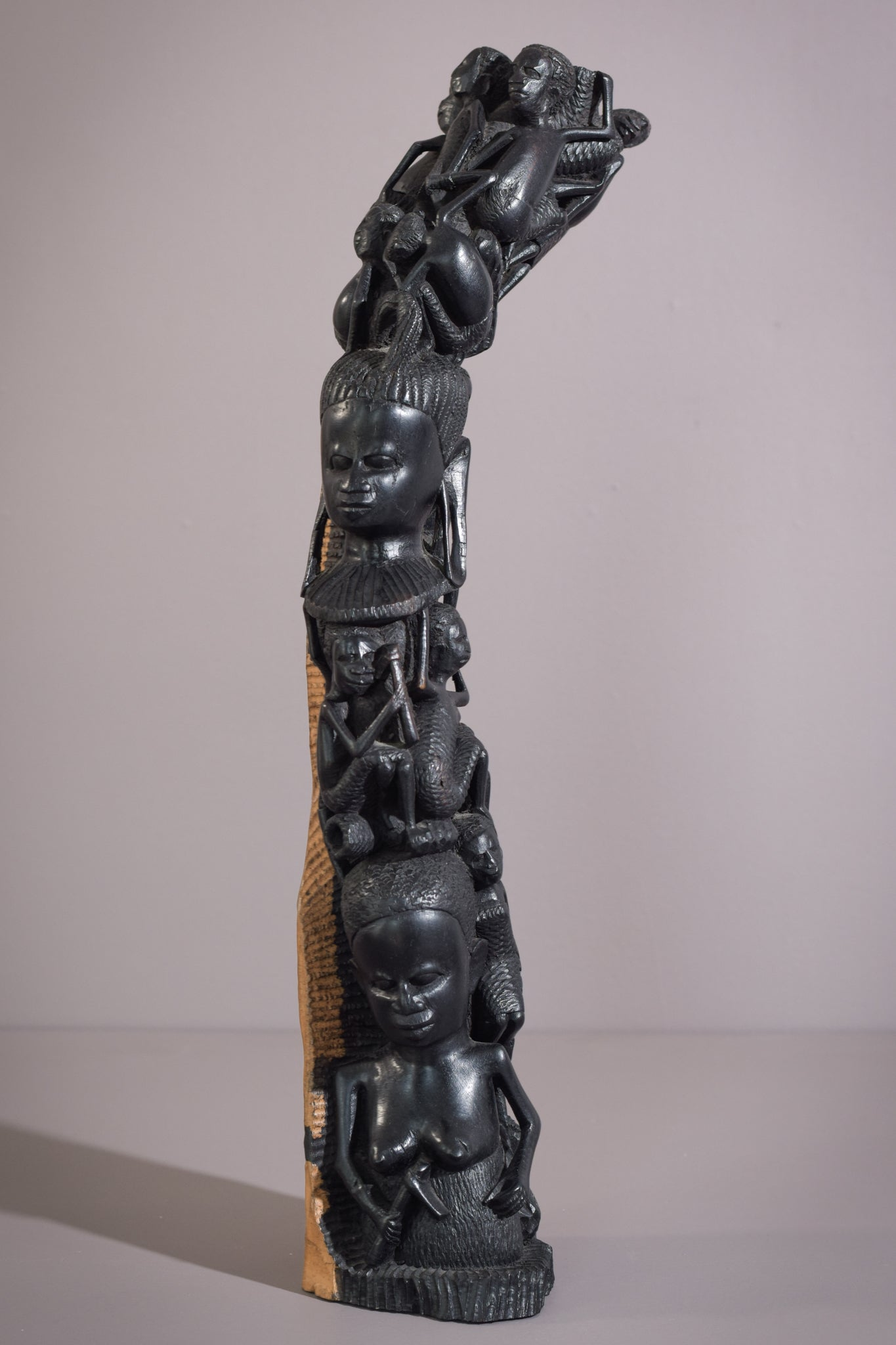 African Figures Carving