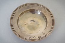 Load image into Gallery viewer, Silver hallmarked dish