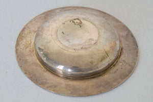 Silver hallmarked dish_Base