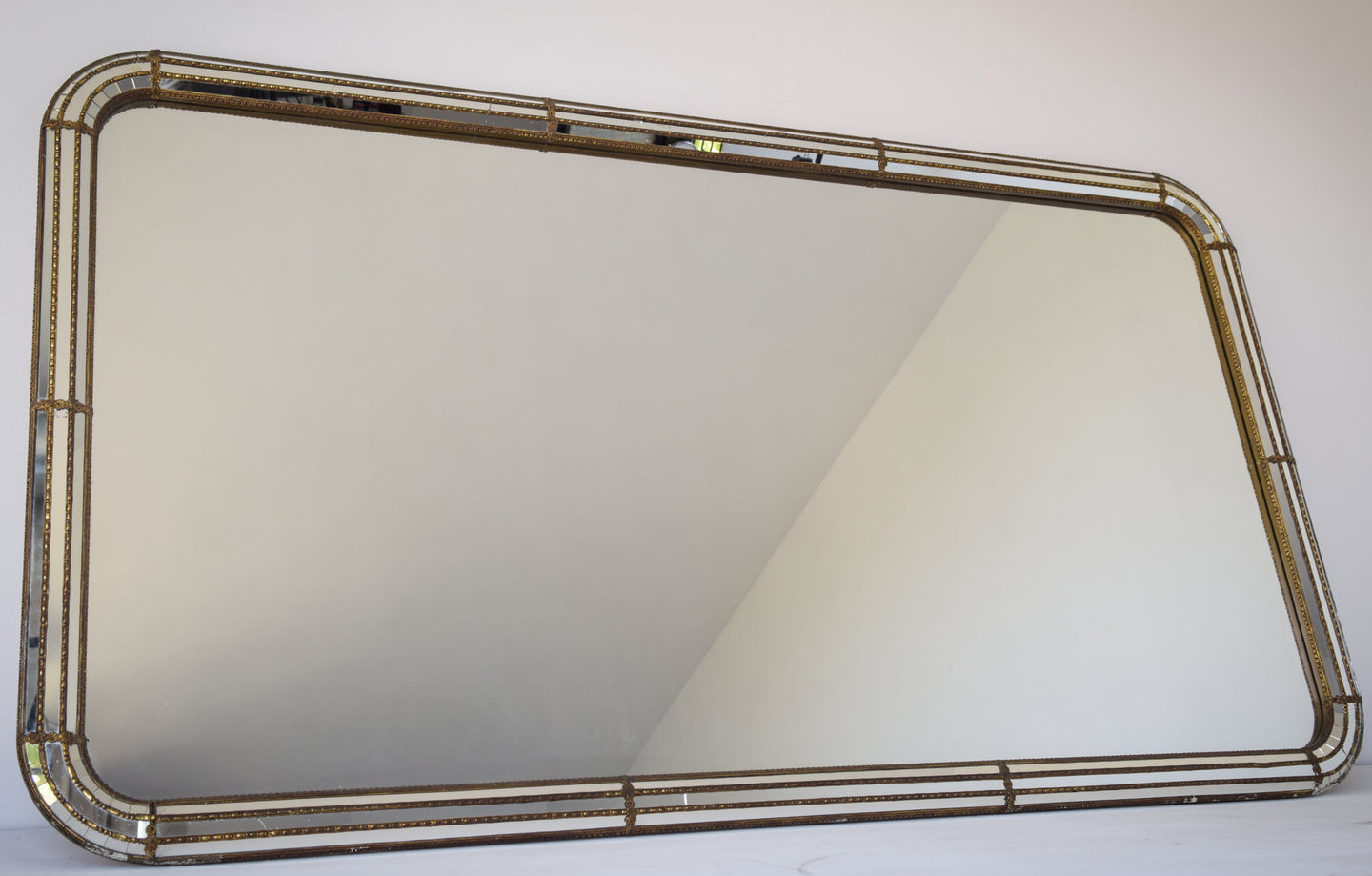 Very Large Mirror with small panel edges