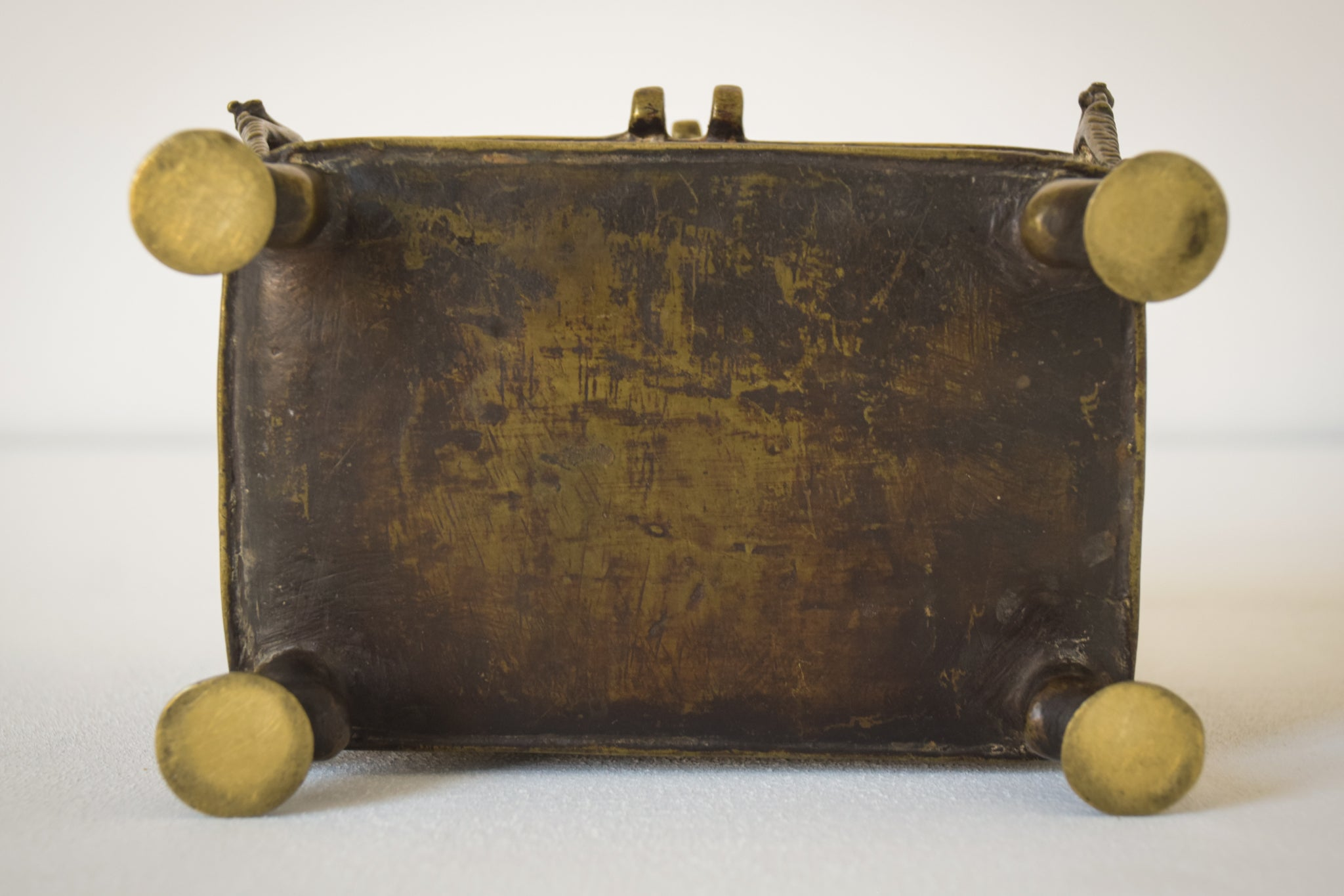 Brass Casket from Orissa