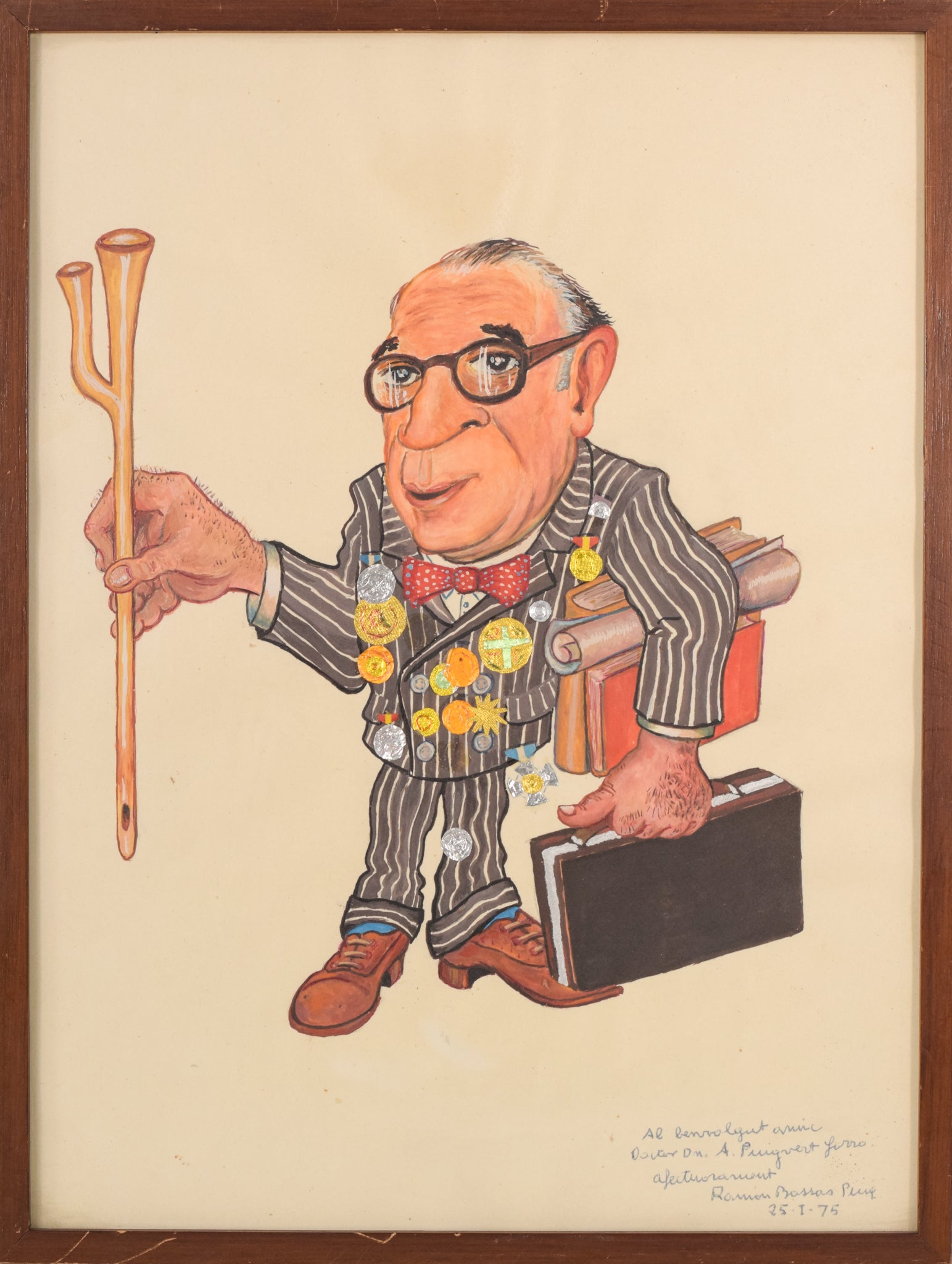 Cartoon Of Artist Doctor