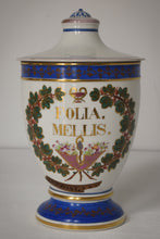 Load image into Gallery viewer, Porcelain Apothecary Jar