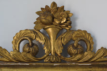 Load image into Gallery viewer, Hand Carved Antique Gilded Mirror