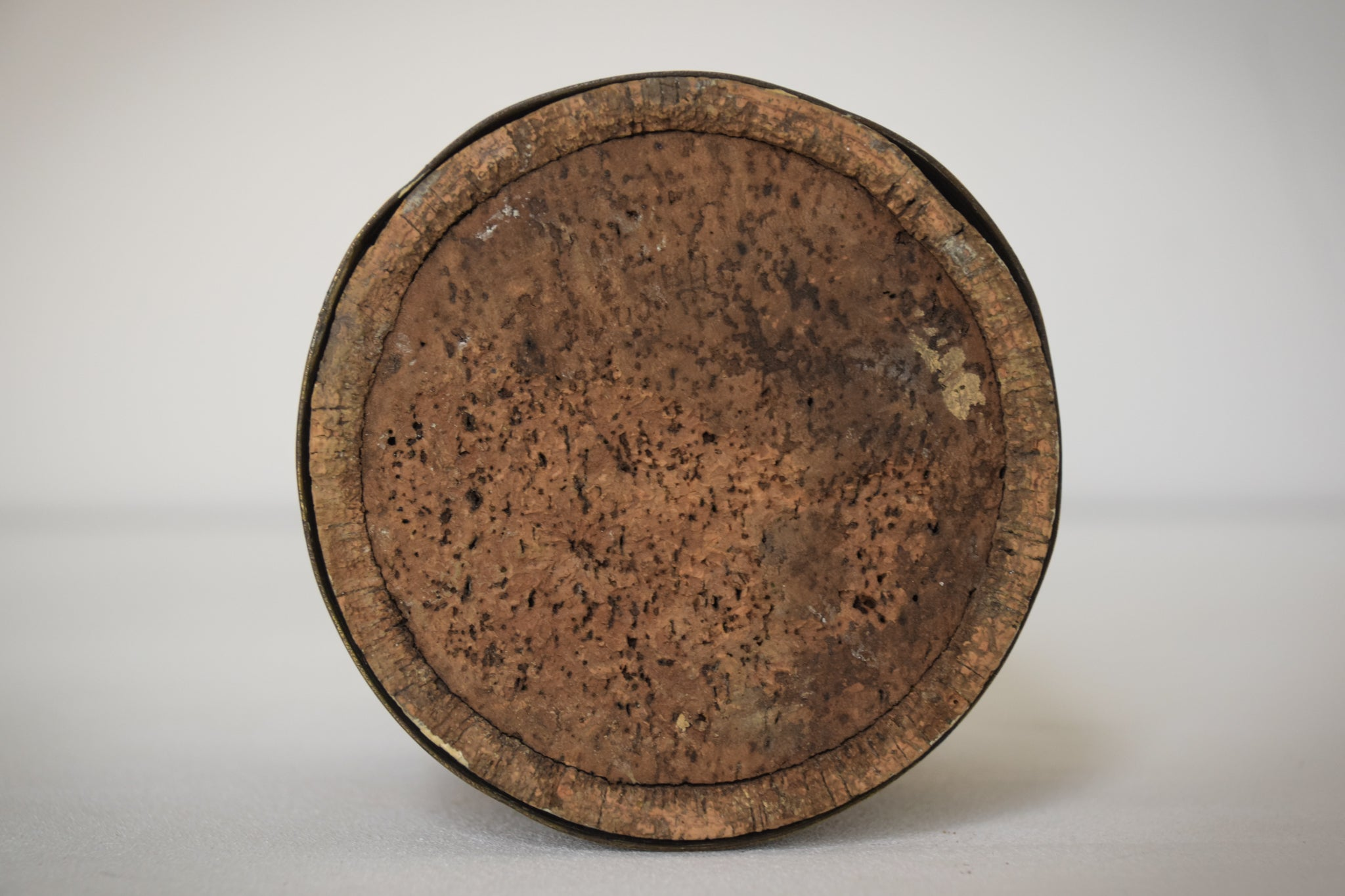Antique Olive or Wine Barrel_Base