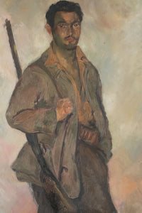 Spanish Republican Fighter_Detail