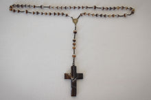 Load image into Gallery viewer, Rosary with Lacquer Cross and Beads