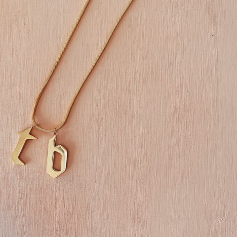 golden age necklace