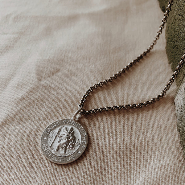men's saint christopher