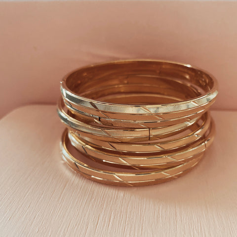 chica bangles