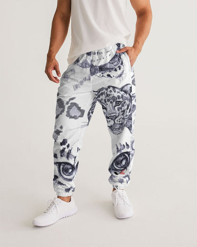 Zhaklin Tiger Track Pants