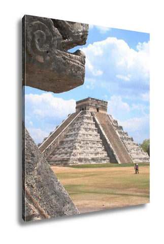 Gallery Wrapped Canvas, Chichen Itza