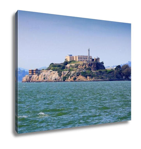 Gallery Wrapped Canvas, San Francisco Alcatraz