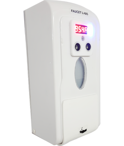 FLIPR 2.0 - Automatic Sanitizer Dispenser with Infrared Thermometer