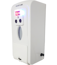Load image into Gallery viewer, FLIPR 2.0 - Automatic Sanitizer Dispenser with Infrared Thermometer