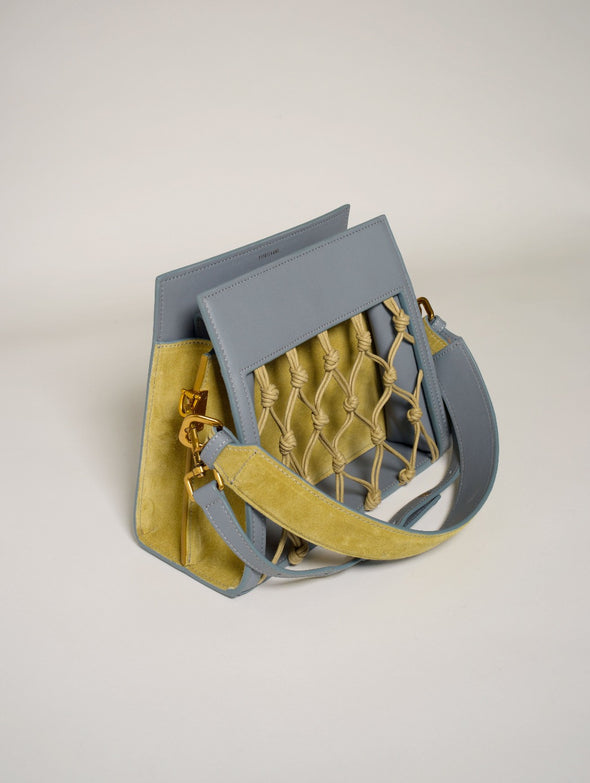 AMU BAG - BLUE YELLOW