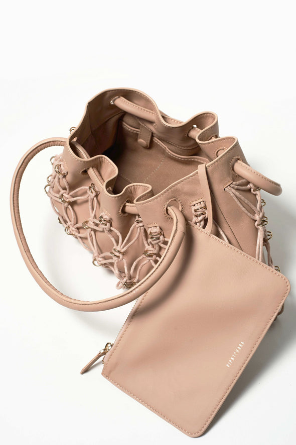 MAYA BAG - NUDE Blueprint Holiday collection