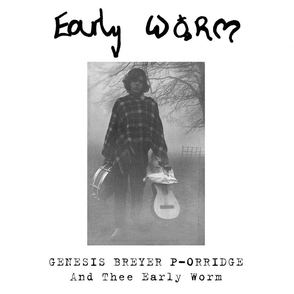Genesis P-Orridge & Thee Early Worm – Early Worm LP