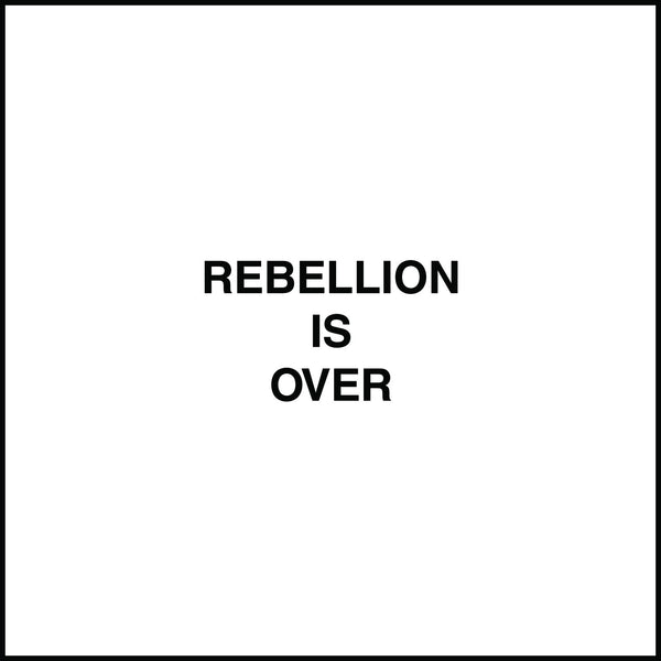 Genesis Breyer P-Orridge / Black Rain / Cold Cave - Rebellion Is Over