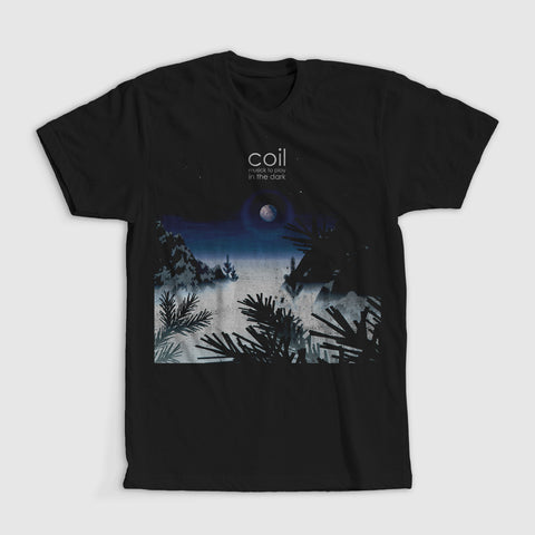 Musick to Play in the Dark - Moon T-Shirt