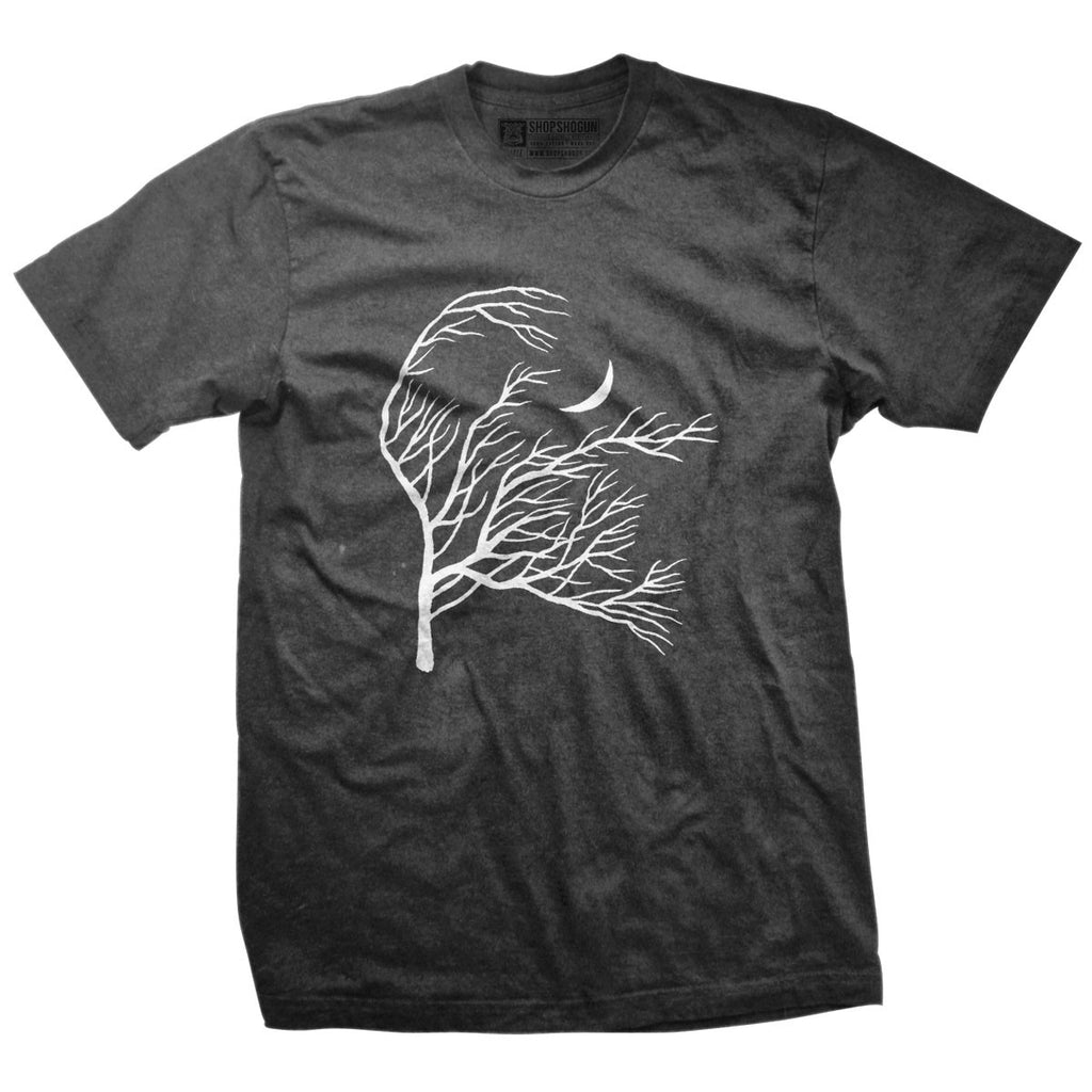 Flowing Branches Moon/Tree T-Shirt