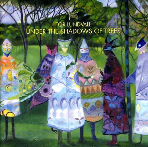 Under The Shadows Of Trees CD