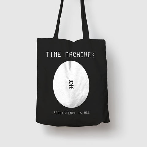 Time Machines Tote Bag