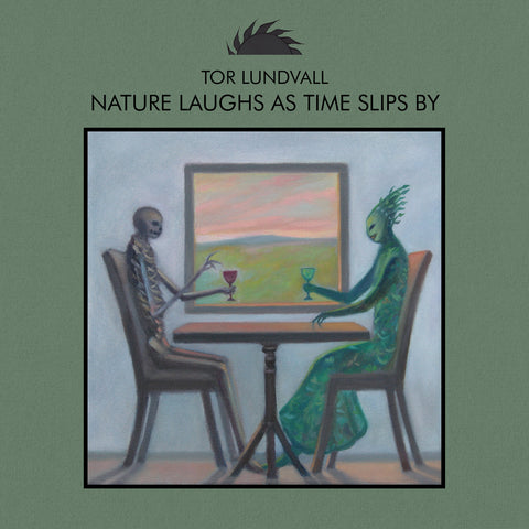 Nature Laughs As Time Slips By