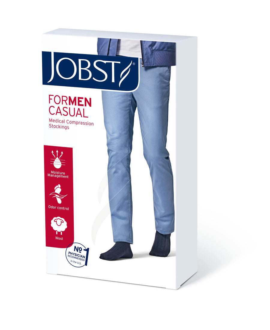 JOBST® for Men Casual Knee High