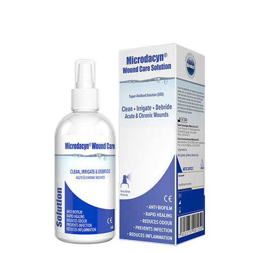 Microdacyn Wound Care Solution - 250ml