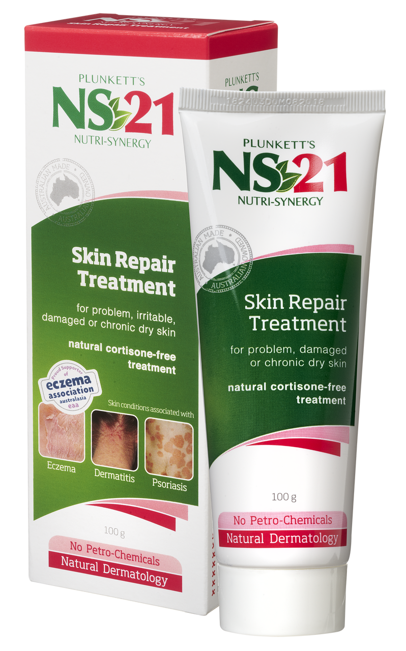 NS 21 Skin Repair Treatment - 100g Tube