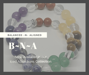 BNA (Balanced ~N~ Aligned) - Iced Adornments